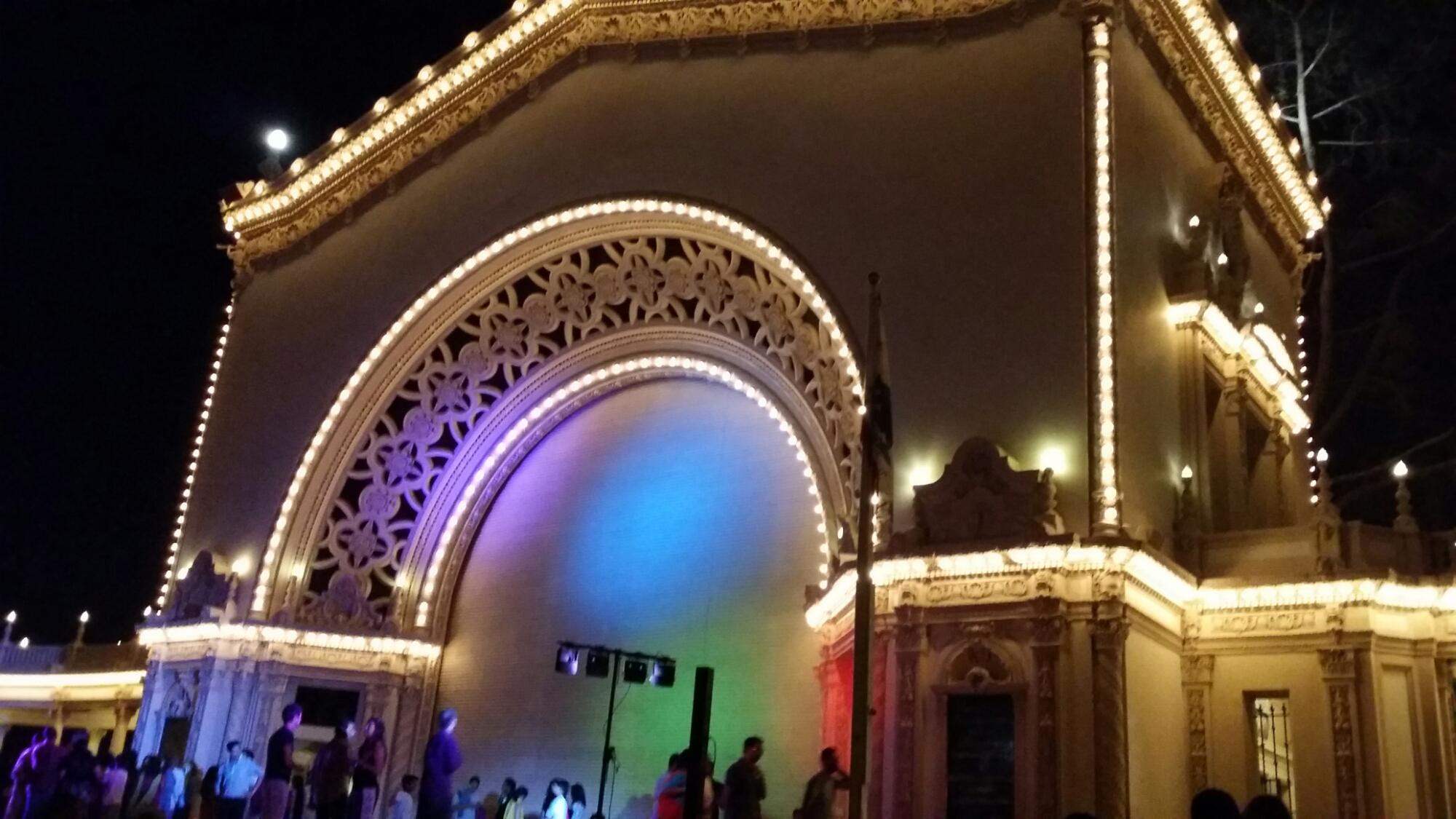 Balboa Park,  Diwali Celebration - 2014