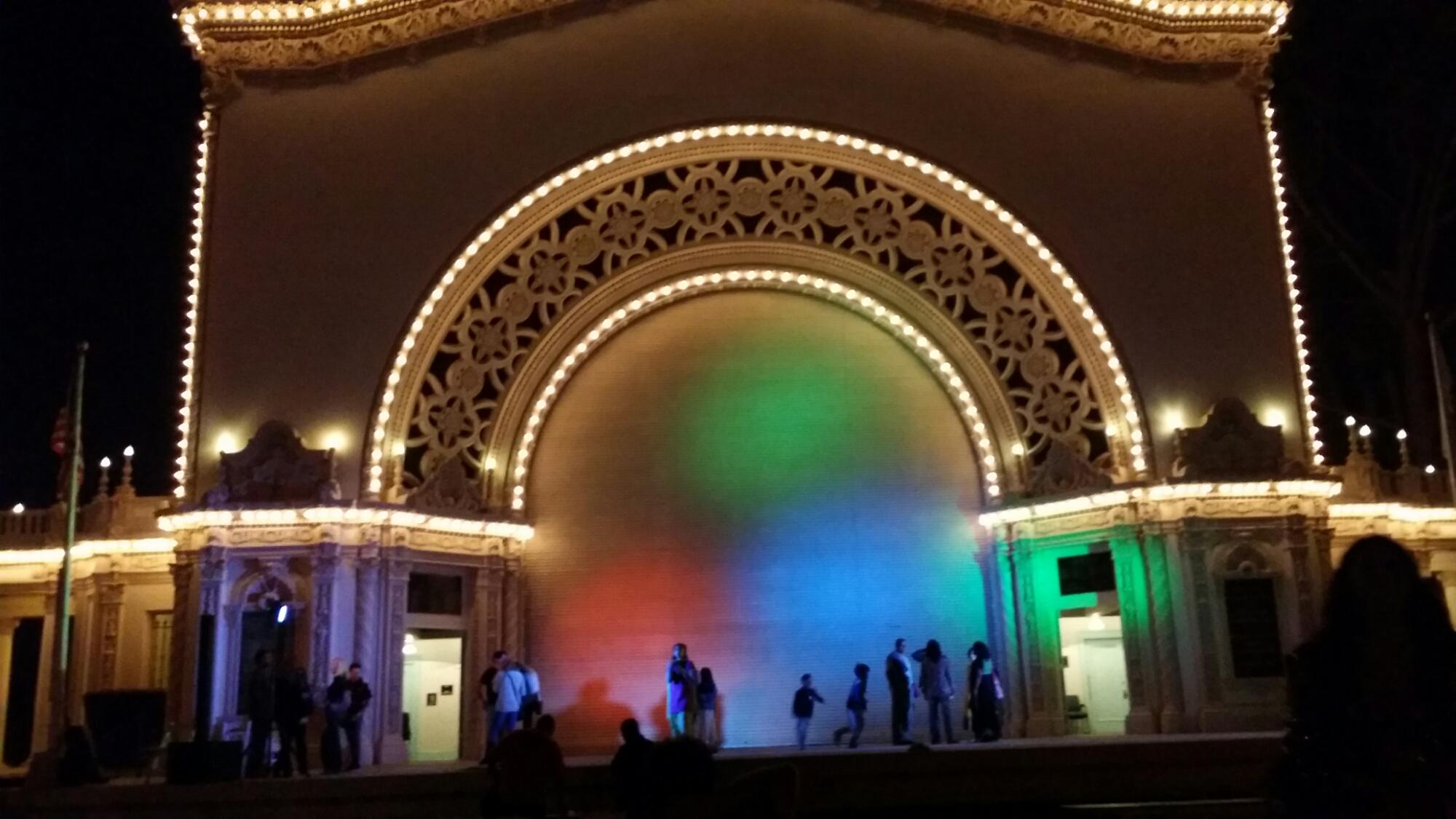 Balboa Park Organ Pavilion