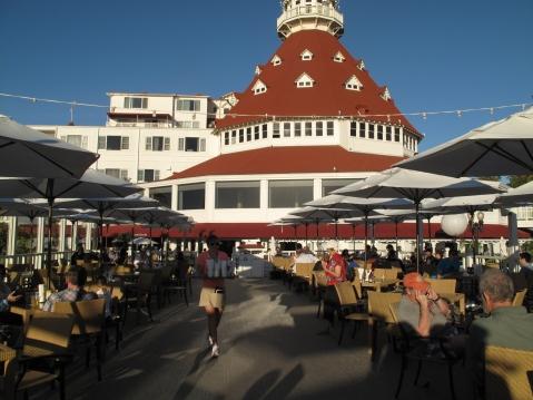 The Hotel Del, Coronado