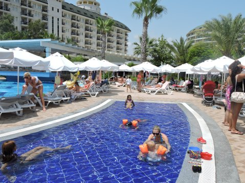 The Delphin Imperial Resort, Antalya
