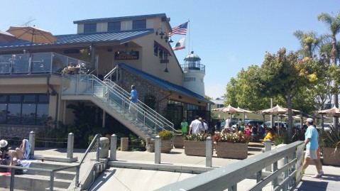 Point Loma Seafoods, Point Loma