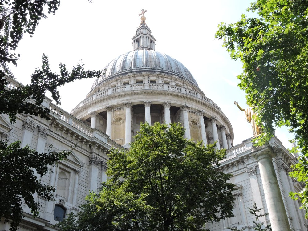 St. Paul's Cathedral - Ever So Lovely And A Must-See! (1/6)