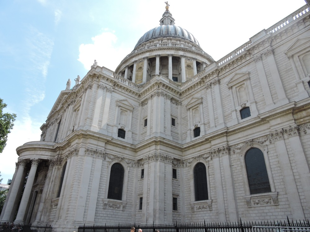 St. Paul's Cathedral - Ever So Lovely And A Must-See! (4/6)