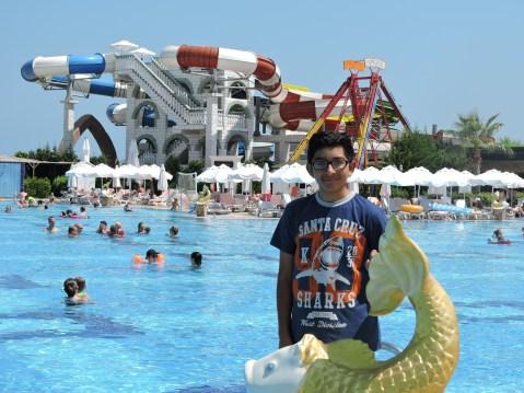 Swimming Pools of Delphin Imperial, Lara