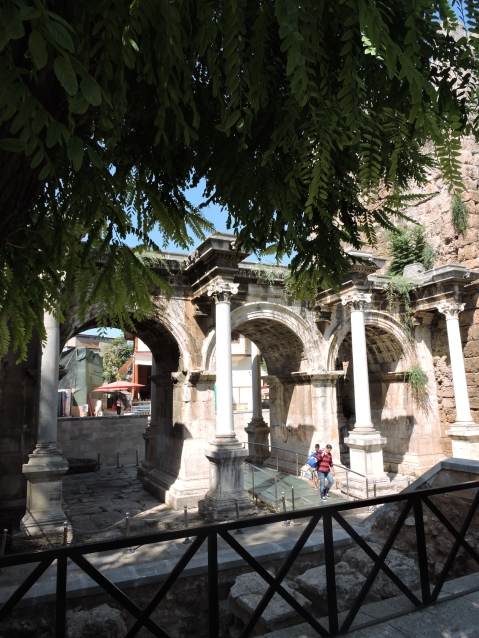 Haidan's Gate, Antalya, Turkey