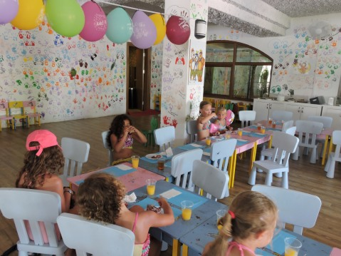 Kids Camp, Delphin Imperial, Lara
