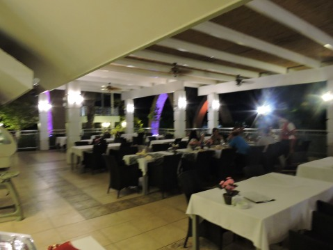 Lalezar Restaurant, Delphin Imperial, Lara
