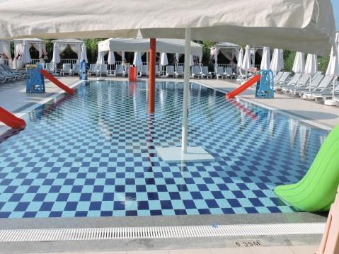 Swimming Pools at Delphin Imperial, Lara Beach