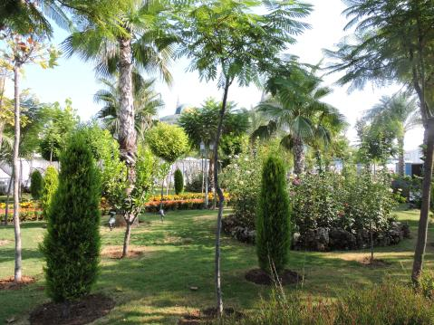 Grounds at Delphin Imperial, Lara Beach