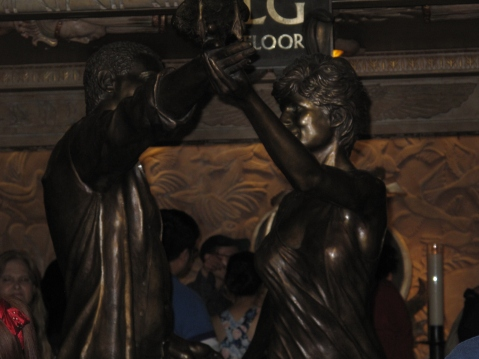 Dodi & Diana Memorial, Harrods, London
