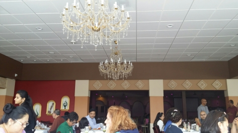 Royal India, Miramar Road, San Diego