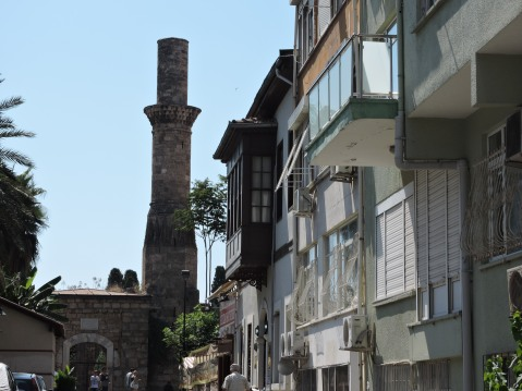 Old City, Antalya
