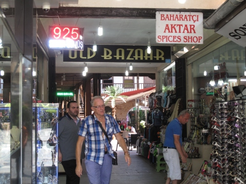 Old City of Antalya