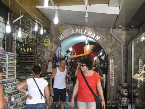 Old Bazaar, Old City of Antalya