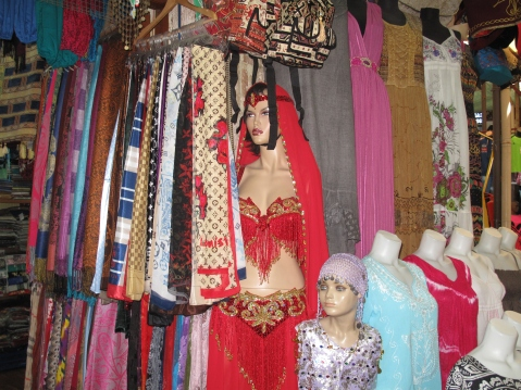 The Old Bazaar, Old City of Antalya