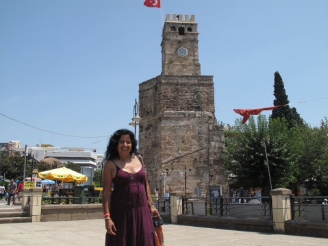 Old City of Antalya, Turkey