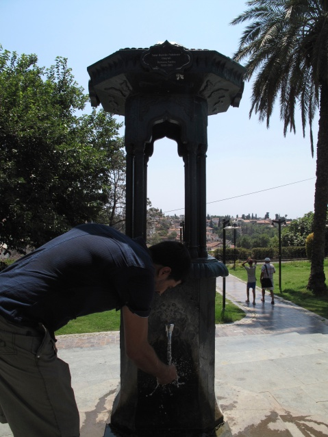 Old City of Antalya, Turkey
