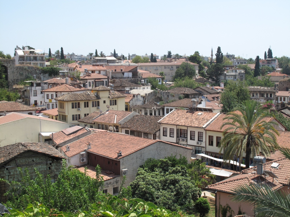 A Captivating Trip To The Old City of Antalya in Turkey (5/6)