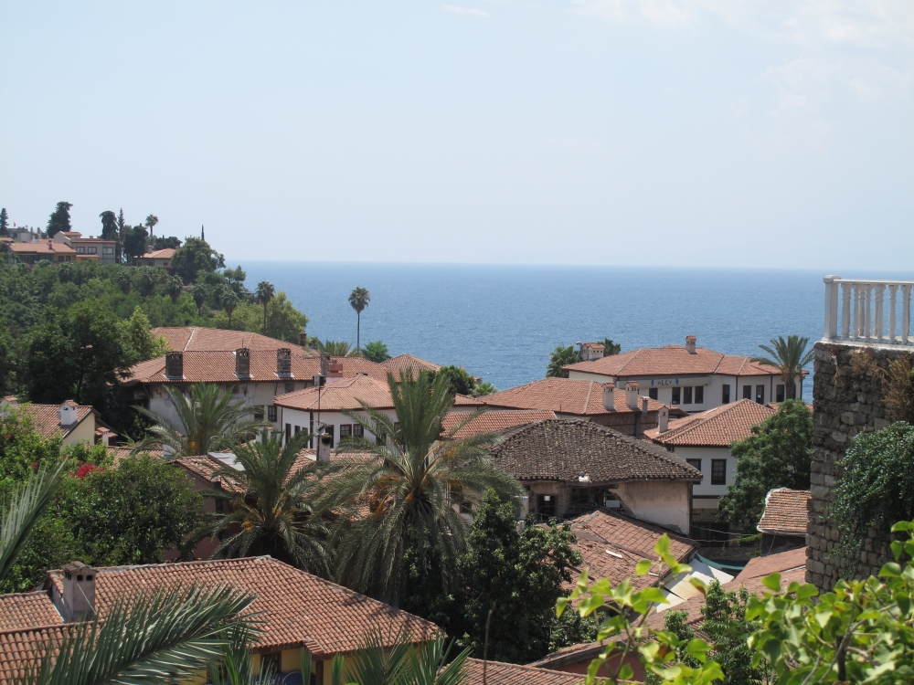 A Captivating Trip To The Old City of Antalya in Turkey (1/6)