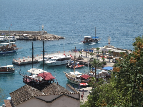 The Old City, Antalya
