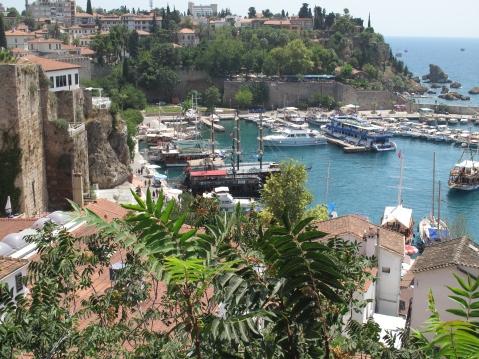 The Old City, Antalya