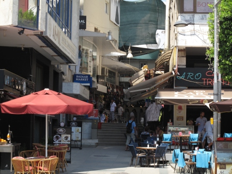 Old City of Antalya