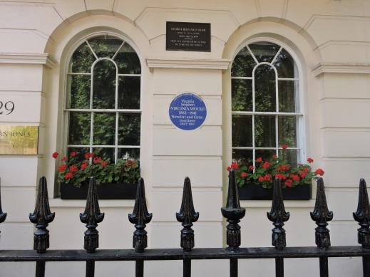 Fitzroy Square area, London