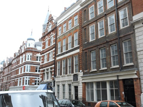 Close to Covent Garden