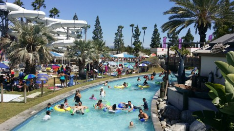 Knotts Soak City in Buena Park, CA