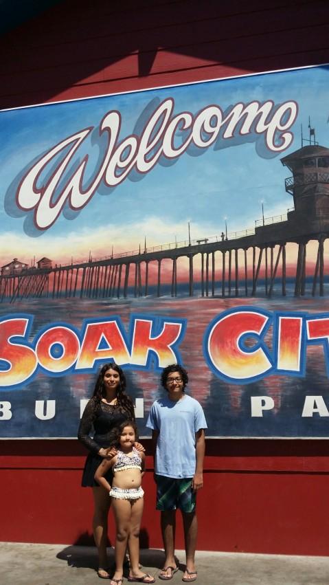Knotts Soak City in Buena Park, CA