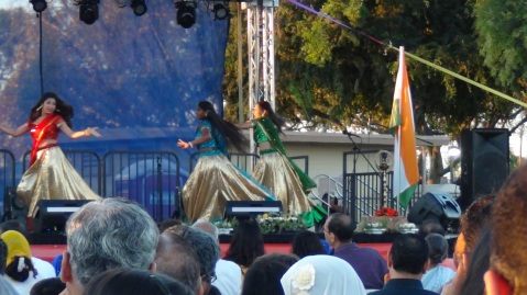 Indian Independence Day Celebration in Los Angeles