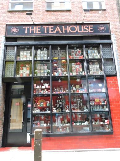 The Tea House, Covent Garden