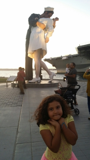 Chandi in San Diego