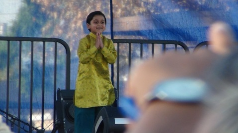 Performances At Indian Independence Day Celebration in Los Angeles