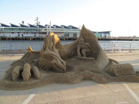 U.S. Sand Sculpting Challenge