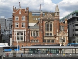 London near the River Thames