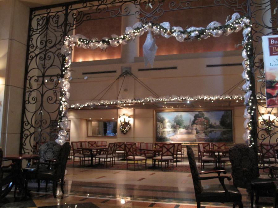 Manchester Grand Hyatt Hotel Lobby