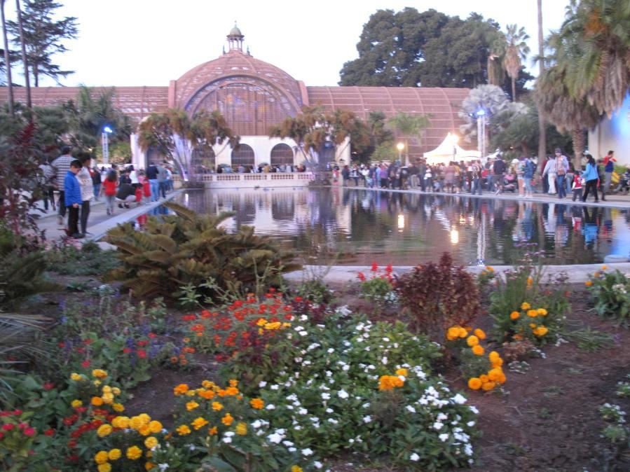 December Nights in San Diego at Balboa Park